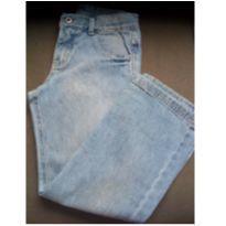Calça jeans clara Brandili - 6 anos - Brandili