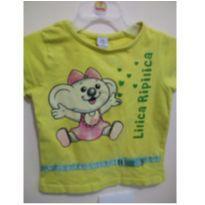 Camiseta Lilica Ripilica - 3 anos - Lilica Ripilica