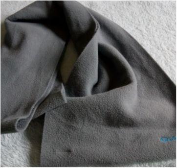 Cachecol Quechua cinza - Sem faixa etaria - Quechua