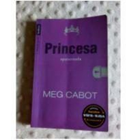 Livro Princesa Meg Cabot -  - Editora Saraiva