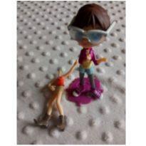 Menina Little Pet shop -  - Hasbro