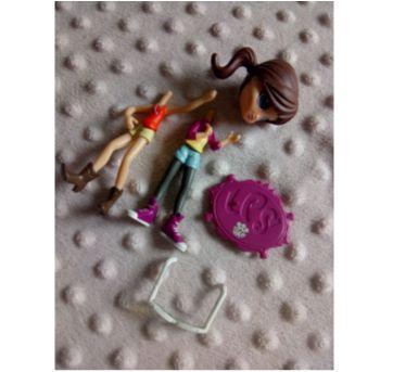 Menina Little Pet shop - Sem faixa etaria - Hasbro