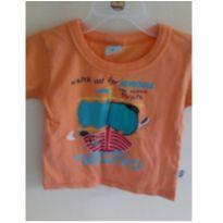 Camiseta Pirata Elian Tam. 2 - 2 anos - Elian