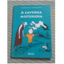 Livro A caverna misteriosa - VOLTA AS AULAS 2020! -  - Editora Rocco
