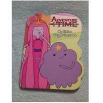 Livro No reino das princesas Adventure Time -  - Ciranda Cultural