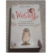 Livro Wesley A incrível história de amizade entre uma garota e sua coruja -  - Editora Globo