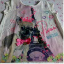 Camiseta Mon Sucré Paris - 3 anos - Mon Sucré