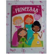 Bloco de atividades Princesas -  - Ciranda Cultural