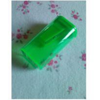 Apontador Tris cor verde VOLTA AS AULAS 2020 =] -  - Marca não registrada