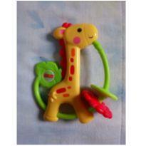 Girafinha Fischer Price mordedor -  - Fisher Price