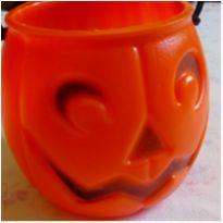 Baldinho pequeno Halloween -  - Sem marca