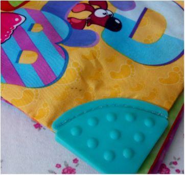 Livro de tecido - Meu primeiro livrinho - marca dican - Sem faixa etaria - Dican