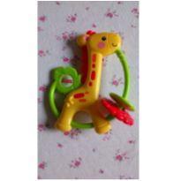 Girafa - mordedor Fisher Price -  - Fisher Price