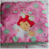 Moranguinho baby - Livro de tecido - Hora de dormir -  - Ciranda Cultural