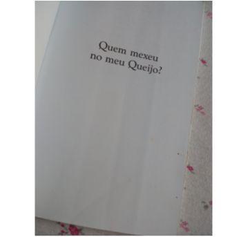Livro Quem mexeu no meu queijo? - Sem faixa etaria - Editora Record