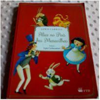 Livro Alice no país das maravilhas -  - Editora FTD