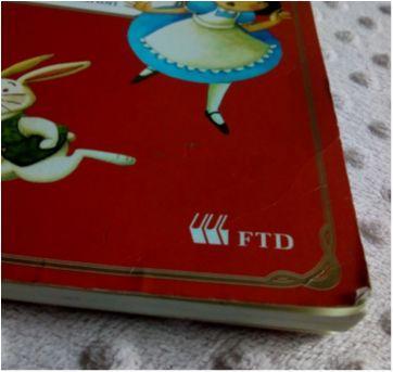 Livro Alice no país das maravilhas - Sem faixa etaria - Editora FTD