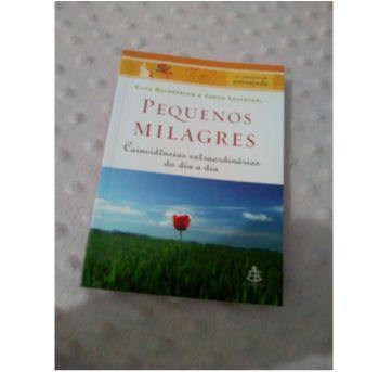Mini livro Pequenos milagres - Sem faixa etaria - Editora Sextante