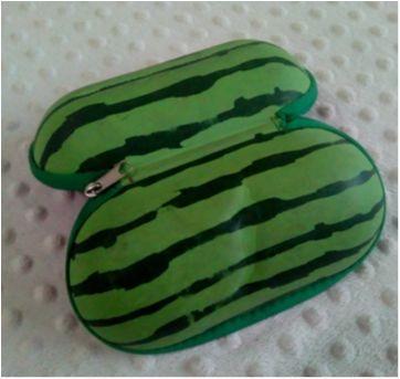 Case melancia para óculos chilli beans - Sem faixa etaria - Chilli Beans