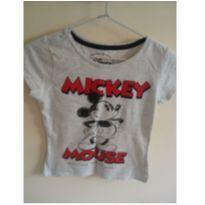 Camiseta Mickey mouse - 12 anos - pernambucanas