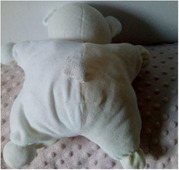 Urso com barulhinho de chocalho - Sem faixa etaria - Zip Toys