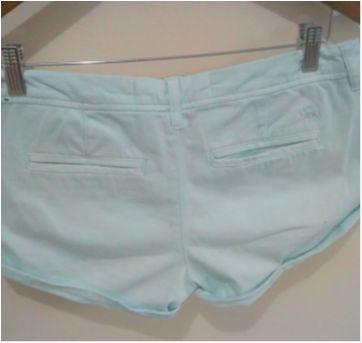 Shorts verde água Abercrombie Fitch - M - 40 - 42 - Abercrombie