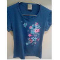 Camiseta estilosa carinhoso Tam. 14 - 14 anos - Carinhoso