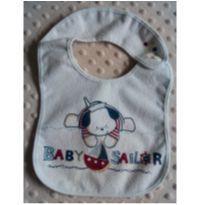 Babador cachorrinho Baby saylor -  - Colibri