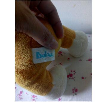 Urso Buba fofinho - Sem faixa etaria - Buba