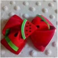 Laço melancia - envio em caixinha para presente -  - Marca não registrada