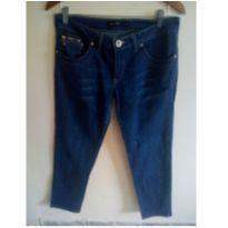 Calça jeans Argonaut para mamãe tamanho 44 - G - 44 - 46 - Não informada