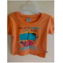 Camiseta elian tamanho 2 pirata - 2 anos - Elian