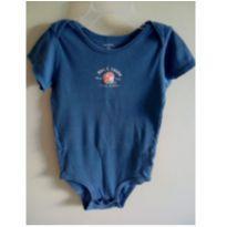 Body manga curta Carter`s 24 meses - uma belezinha - 2 anos - Carter`s