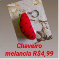Chaveiro melancia