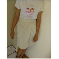saia delicada para meninas moças como  a Malu ou mamães - M - 40 - 42 - yessica  C  & A