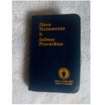 Livrinho Provérbios e salmos Doação -  - Marca não registrada