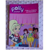 Livro Polly Pocket  - Polly e o Palácio dos Bichinhos -  - LIVRO EDITORA FUNDAMENTO e Fundamento