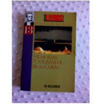 Livro Clássico de Machado de Assis - Memórias Póstumas de Brás Cubas -  - Editora Globo