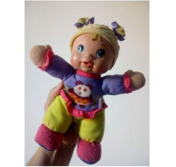 Boneca Baby Alive chocalho - Sem faixa etaria - Hasbro