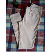 Calça estampada H&M Tam.  36/16 - 14 anos - H&M