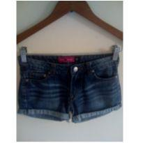 Shorts jeans Miss Young ❤️ - 10 anos - Miss Young