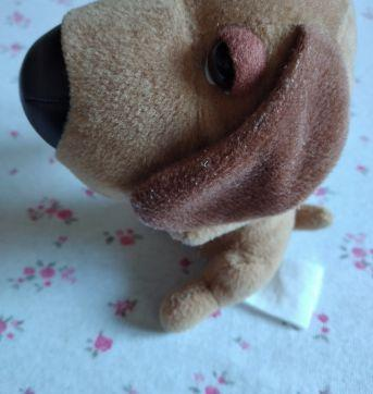 Cachorro pelúcia - Sem faixa etaria - DTC