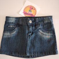 Saia jeans meninas - 8 anos - marisa