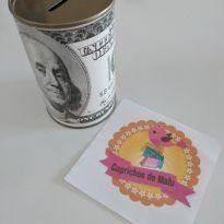 Cofrinho Dólar! -  - Sem marca