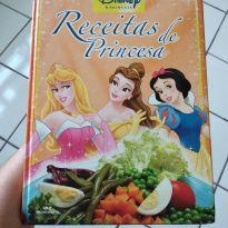Livro Receitas de Princesa -  - Editora Melhoramentos