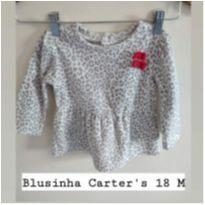 blusa oncinha carter´s - 18 meses - Carter`s