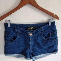 Shorts jeans 44 pra mamãe pro dia a dia - G - 44 - 46 - Marca não registrada