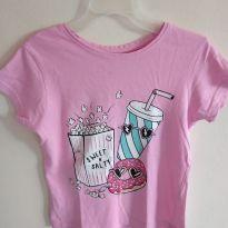 Camiseta Rosinha Primark - 5 anos - Primark