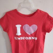 Camiseta vermelhinha Primark