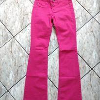 Calça flare Pink Desapego da Malu